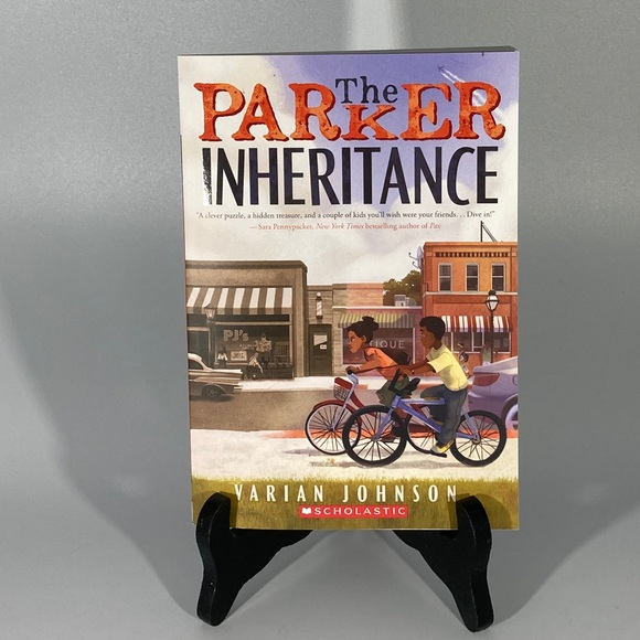 The parker inheritance-varian johnson